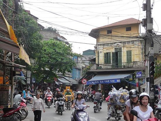 Hanoi Old Quarter 1