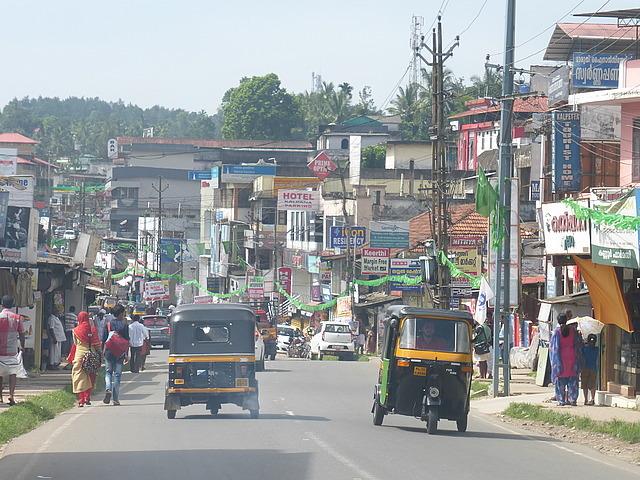 Kalpetta town