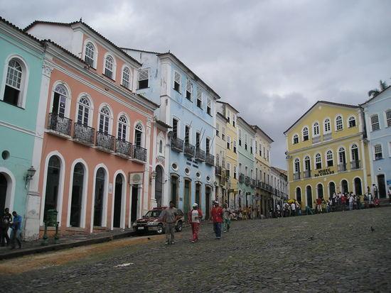 Salvador Centro Historico 3