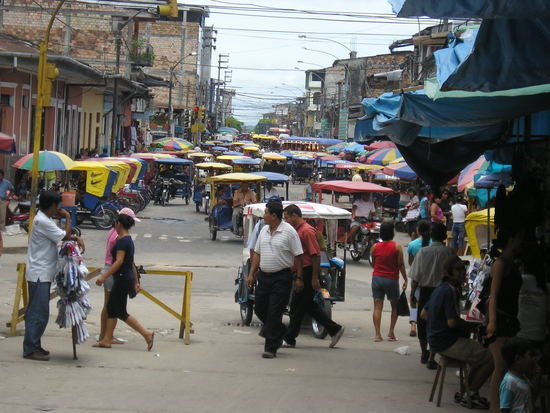 Downtown Iquitos 1