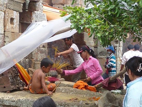 Tuk-tuk outing - Banan Temple 4
