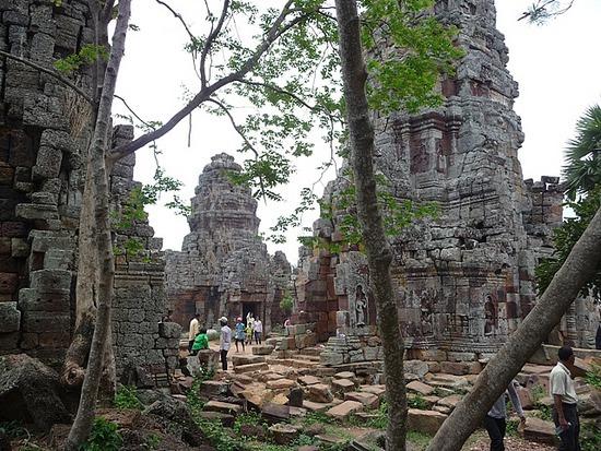 Tuk-tuk outing - Banan Temple 5