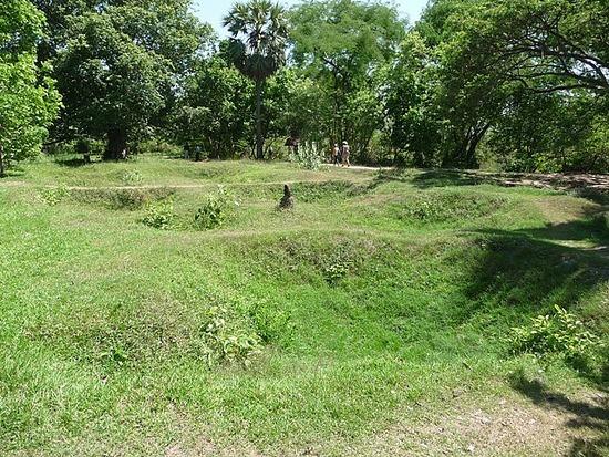 Choeung Ek - Area of mass graves 2