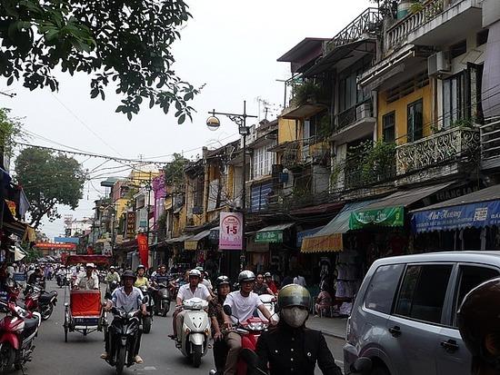 Hanoi Old Quarter 8