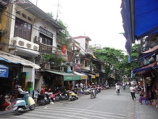 Hanoi Old Quarter 6