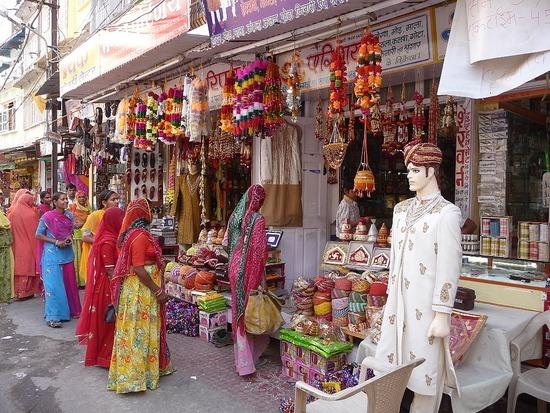 Around Udaipur town 1