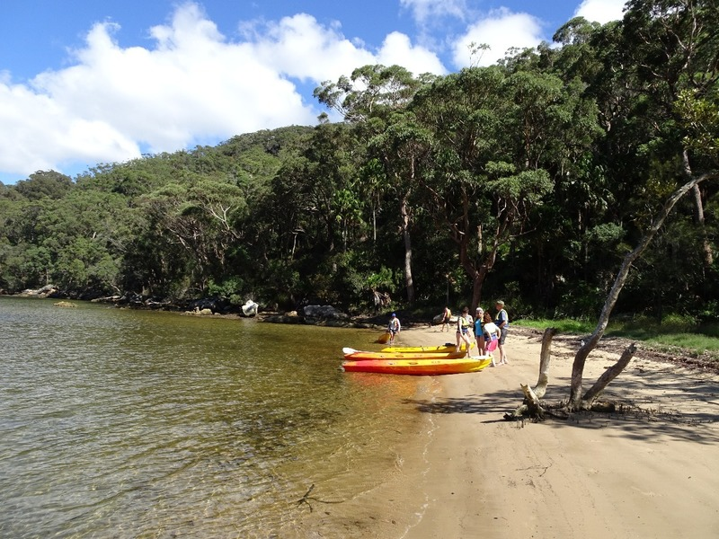 Pittwater Kayak Trip
