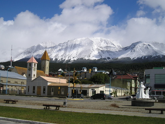 Day 3 - Ushuaia - Midsummers day 2