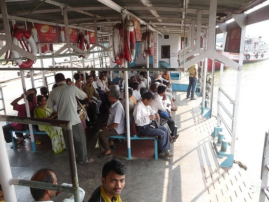 Ferry to Hourah (  Lindsey)