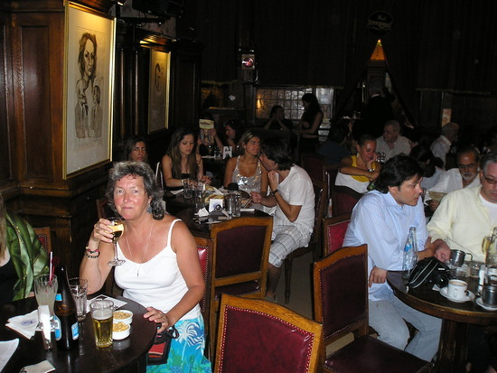 Cafe Tortoni - Tango Time