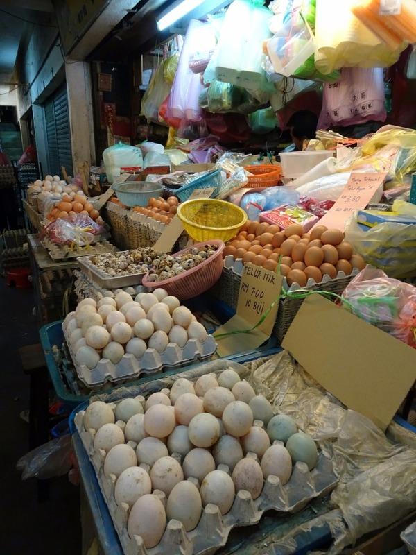 Central Market Eggs ...