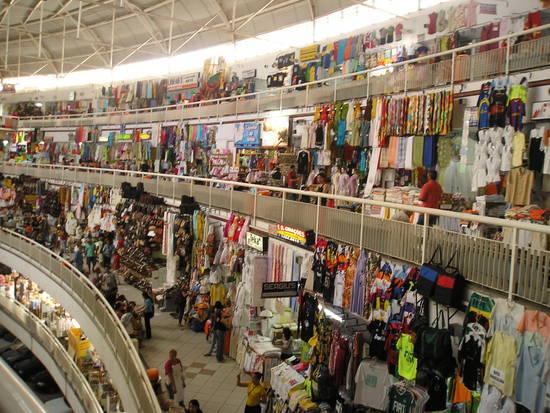 Fortaleza - Mercado Central - 4 floors of shops!