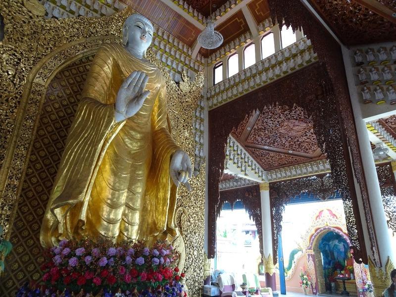 Charmikarama Temple (Burmese) 4