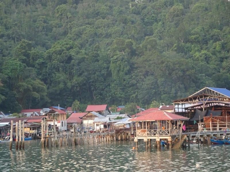 Nr Pangkor main town