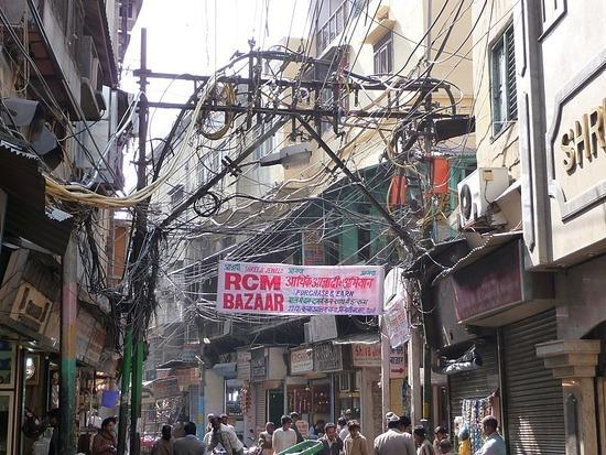 Old Delhi - Electrics!!