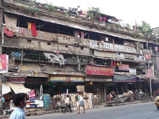 A Calcutta Street