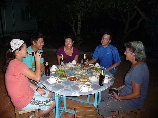 Homestay - Dinner