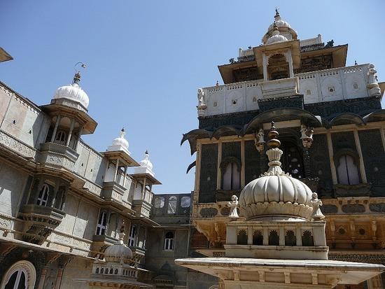 Dungapur - Udai Bilas Palace hotel