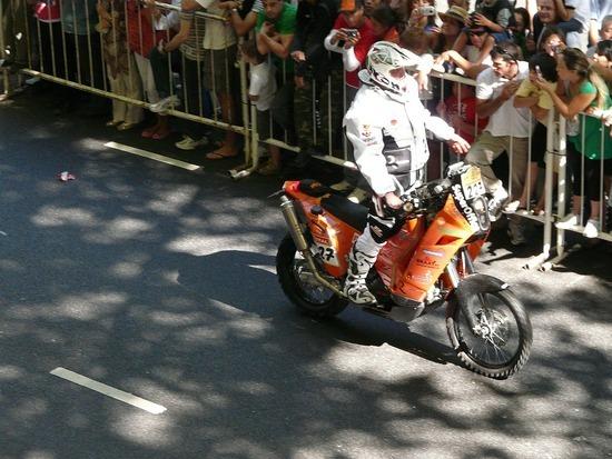 Dakar Parade - Bike
