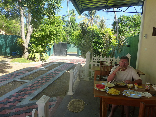 Guest House - Breakfast