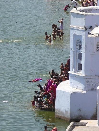 Around Pushkar Lake 6