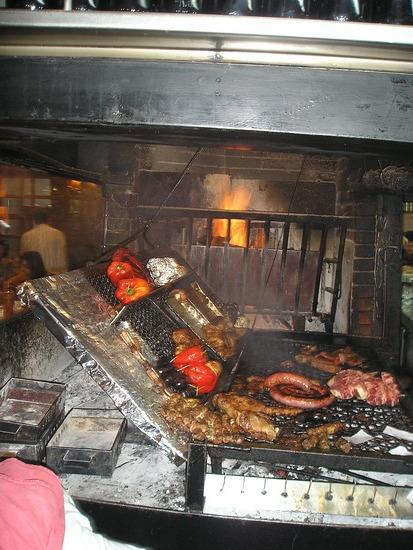 Montevideo - Mercado del Puerto - New Year's Eve 2