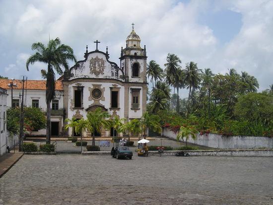 Olinda - Sao Bento Church