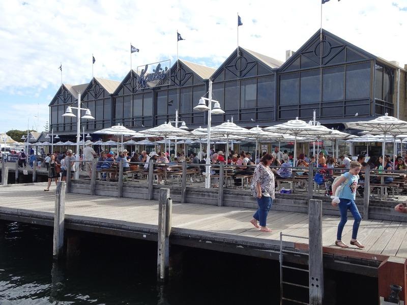 Kailis Fish Restaurant Fremantle