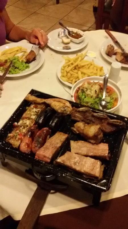 El Quincho del Tio Querido Parilla restaurant - Puerto Iguazu