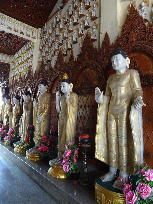 Charmikarama Temple (Burmese) 3