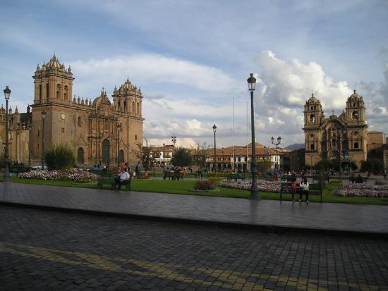 Cusco - Around Plaza de Armas 5