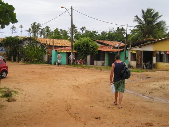Imbassai Village