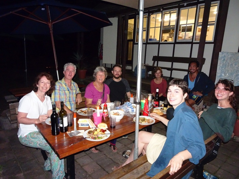 Pittwater YHA - Evening meal