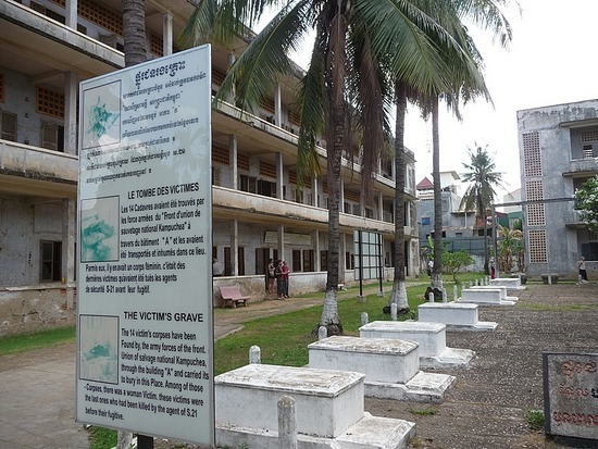S21 - Toul Sleng Genocide Museum
