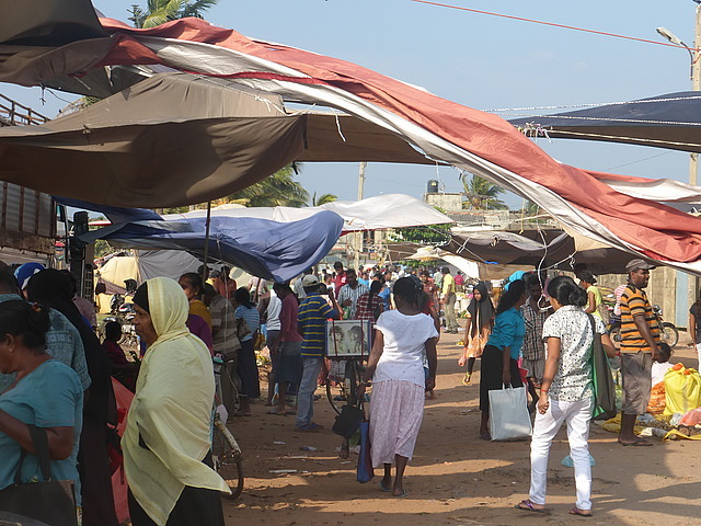 Negombo town market by the sea 4