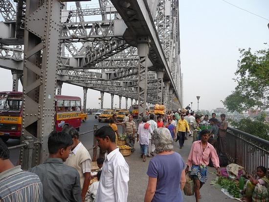 Hourah Bridge - Photography Strictly Prohibited!