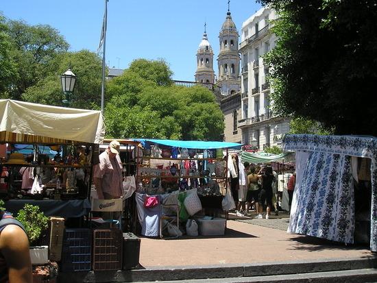 SanTelmo - Sunday market 2