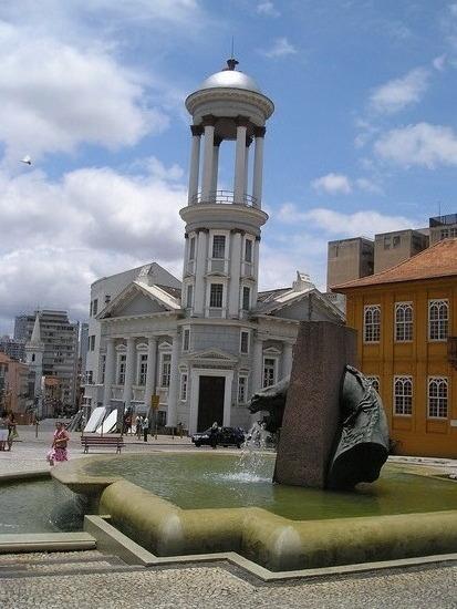 Curitiba - Historic area 1