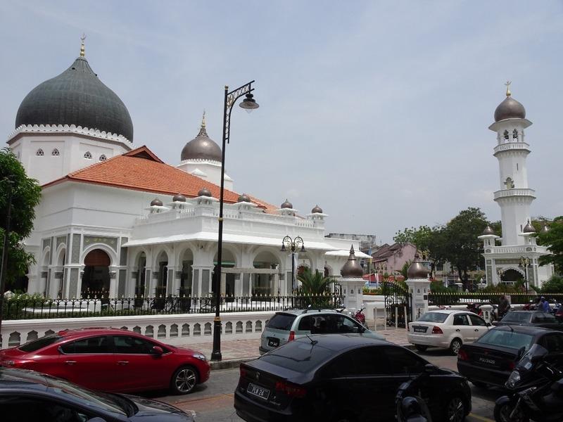 Kapitan Kling mosque