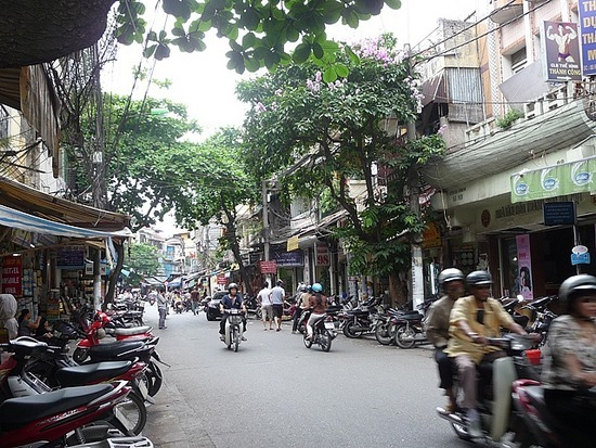 Hanoi Old Quarter 2