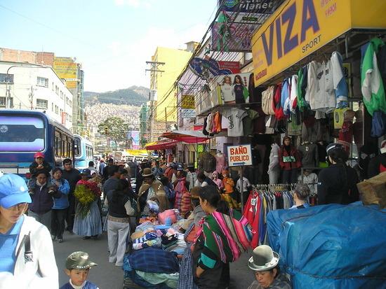 La Paz - Negro Market 1