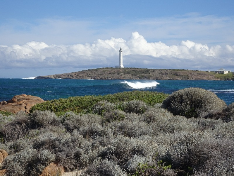 View to Cape Leeuwin lighthouse
