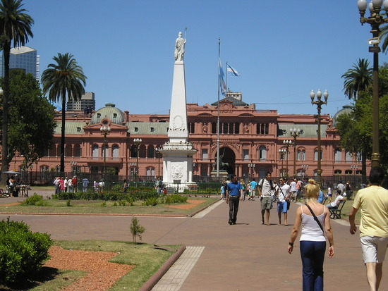 BA - Plaza de Mayo