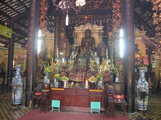 Giac Lam Pagoda 1