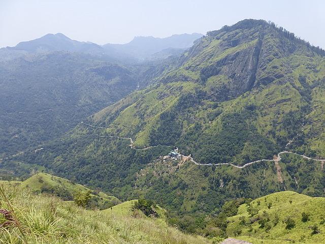Little Adam's Peak - view from top 1