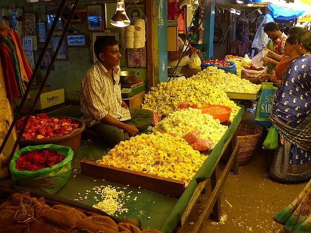 Market petals