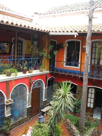 Sucre - Grand Hotel