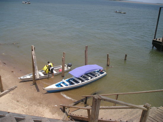 Santarem - Trip on the river 1