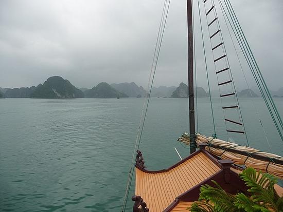 Halong Bay Scenes 1