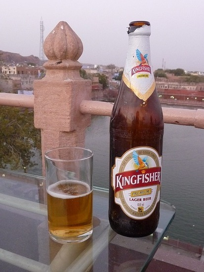 Food and Drink - India's Best Selling Beer!